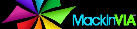 Mackin Via Logo